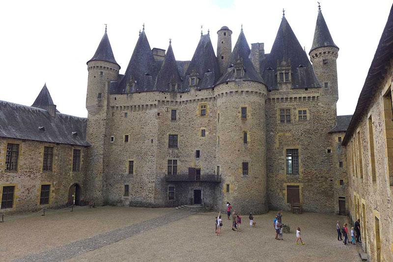 Château de Jumihac